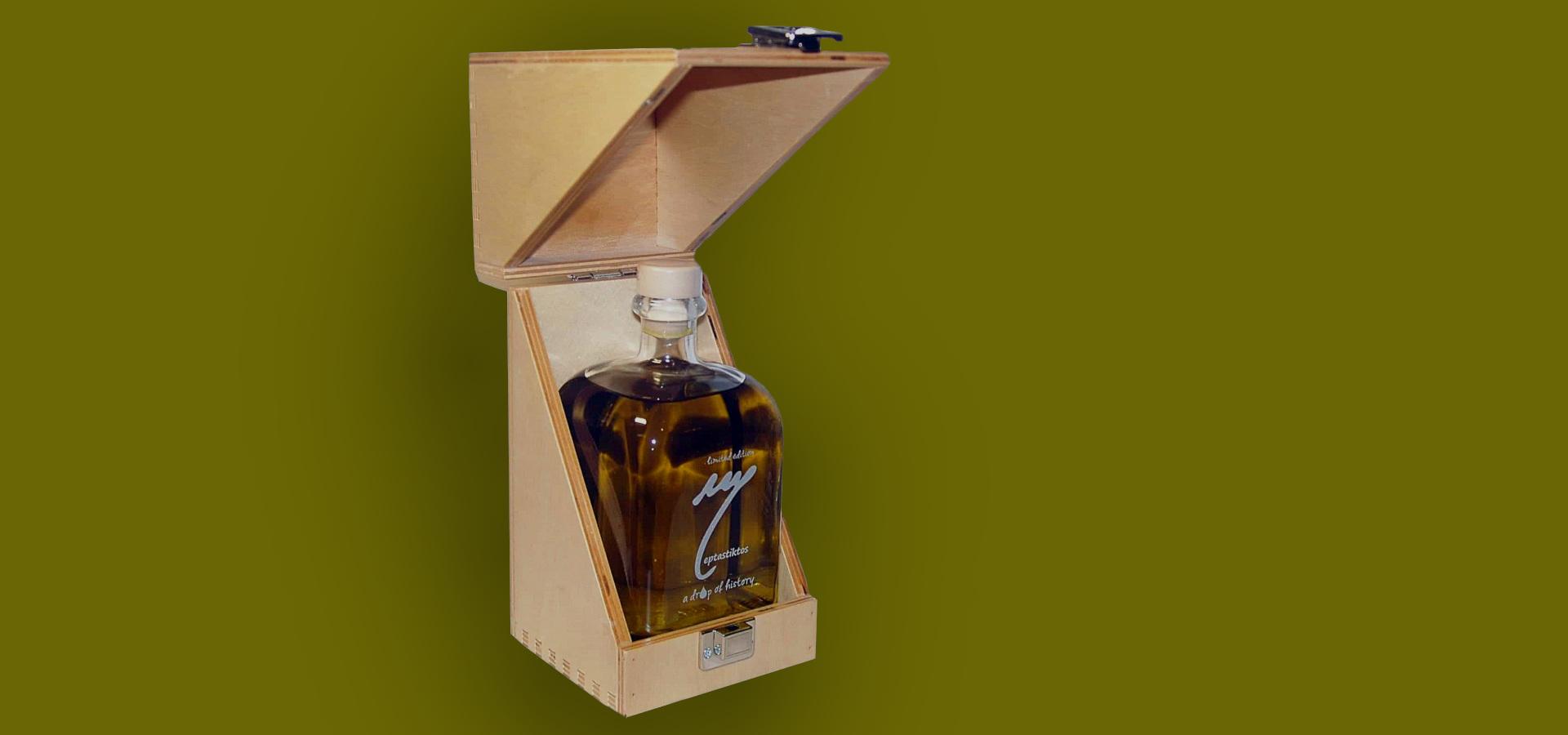 Collectibe Bottle